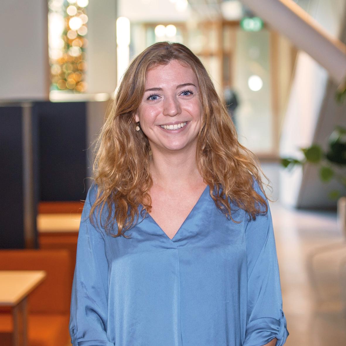 Charlotte Moerkerken projectcoördinator