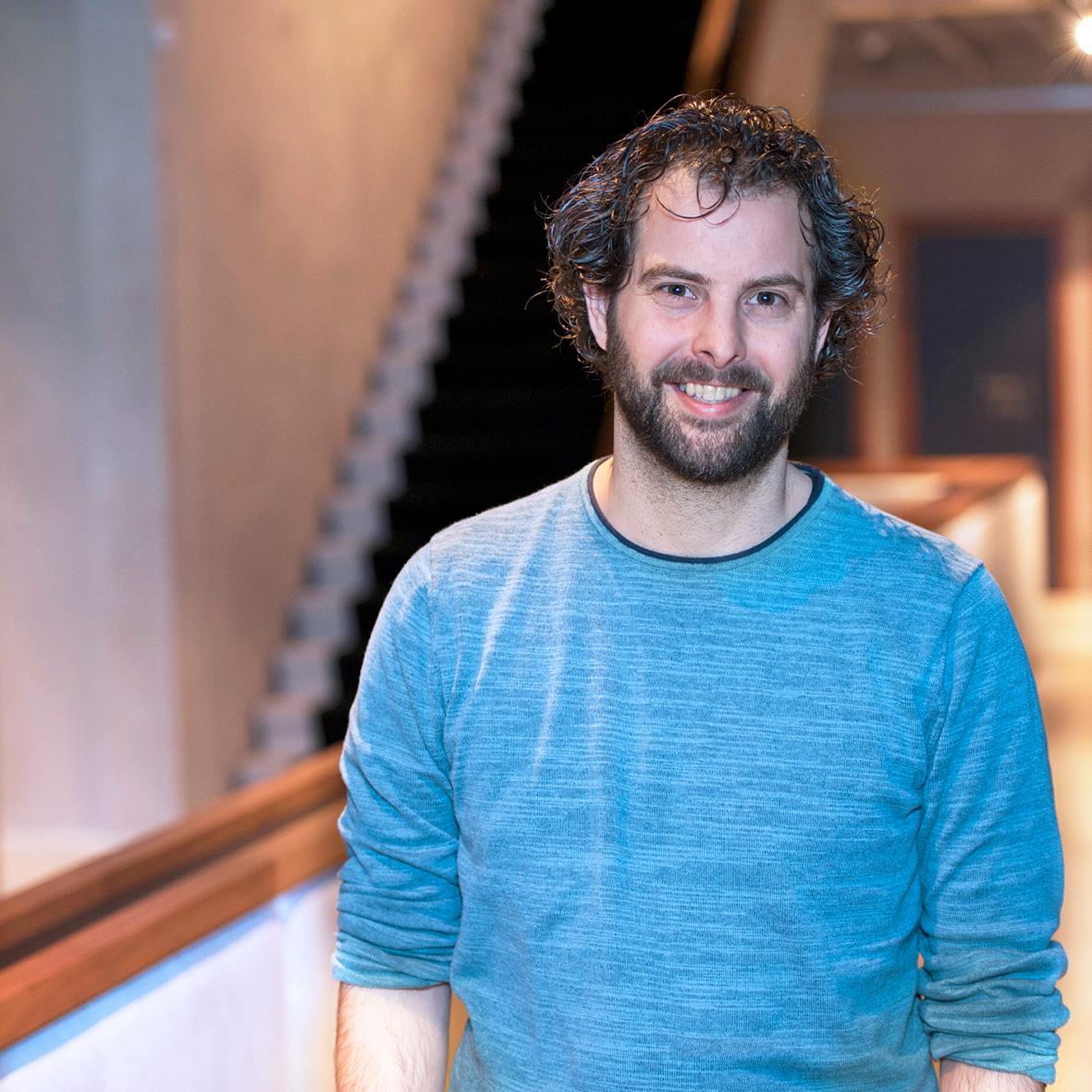 Geert Nijssen strategie & concept ontwikkelaar