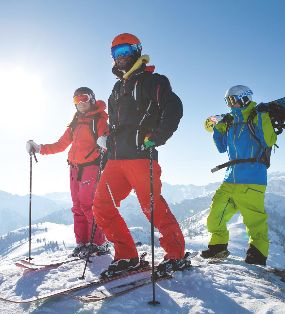 SalzburgerLand ski